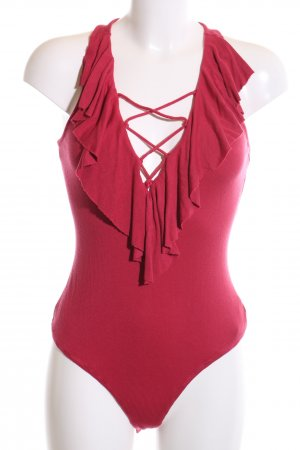 Guess Shirtbody rood elegant