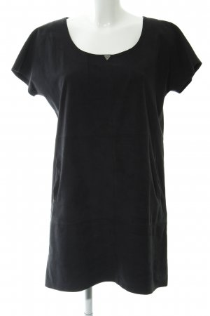 Guess Shirtkleid schwarz Street-Fashion-Look