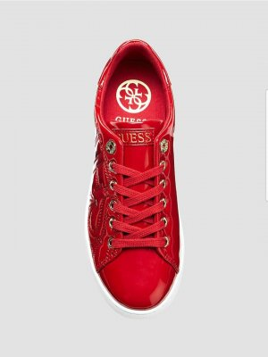 Guess Sneakers rood
