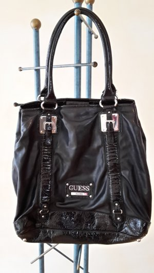 Guess Shopper noir-argenté