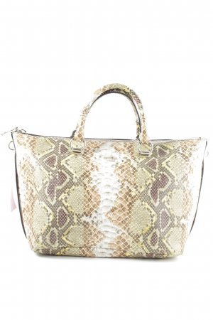 Guess Shopper Allover-Druck Casual-Look