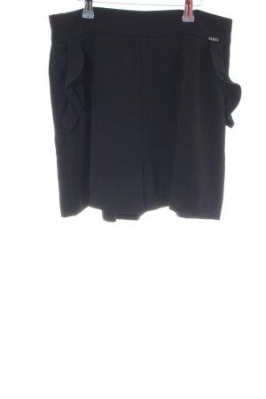 Guess Shorts schwarz Business-Look