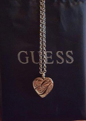 Guess Silber Halskette