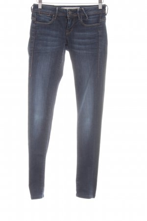 Guess Skinny jeans blauw casual uitstraling
