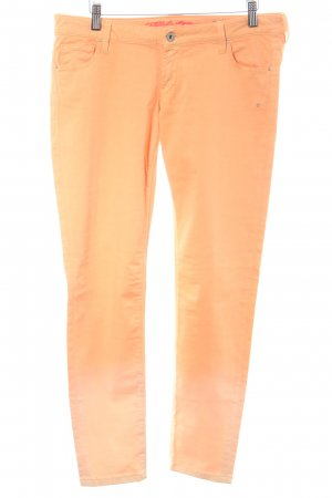 Guess Skinny Jeans hellorange Casual-Look