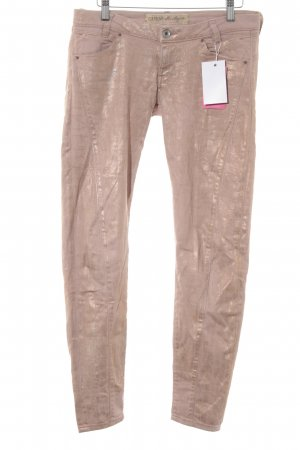 Guess Skinny Jeans altrosa Casual-Look
