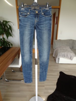 GUESS Skinny Jeans, Blau, Gr. 25, NEU!!