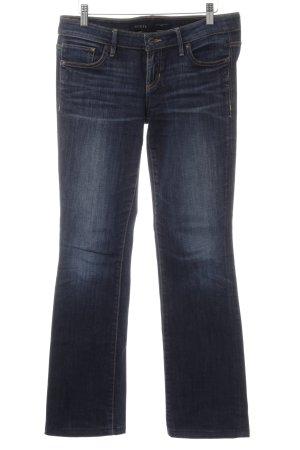Guess Skinny Jeans blau Washed-Optik