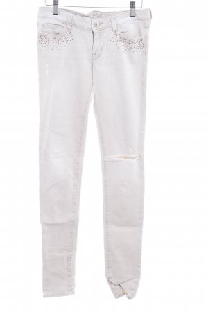 Guess Skinny Jeans creme Casual-Look
