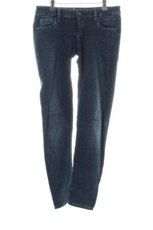 Guess Jeans skinny bleu style décontracté