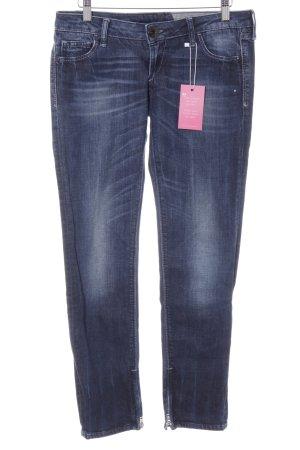 Guess Skinny Jeans dunkelblau Casual-Look