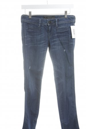 Guess Jeans skinny blu scuro stile casual