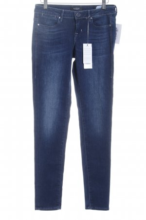 Guess Skinny Jeans dunkelblau Casual-Look