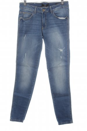 Guess Vaquero skinny estampado con puntos de colores look casual