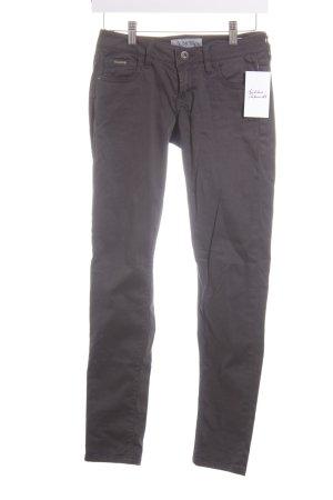 Guess Skinny Jeans grüngrau Casual-Look