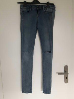 Guess skinny jeans hellblau