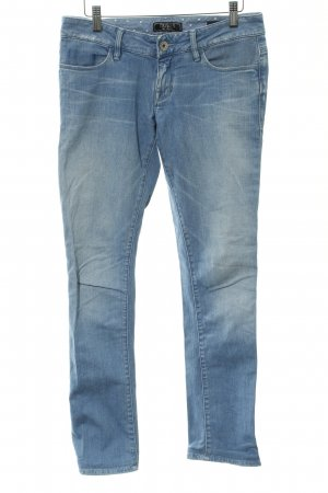 Guess Skinny Jeans himmelblau Casual-Look