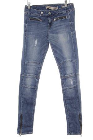 "Guess Skinny Jeans ""Jegging"" blau"