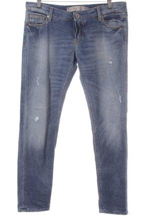 Guess Skinny jeans korenblauw casual uitstraling