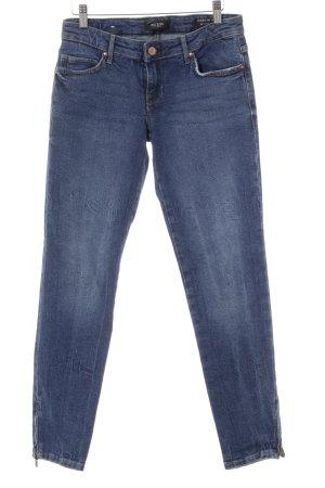 """Guess Skinny Jeans """"Marilyn 3 Zip"""" blau"""