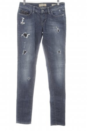 Guess Vaquero skinny multicolor look casual