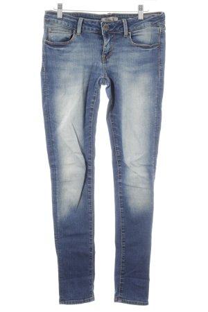 Guess Skinny Jeans mehrfarbig Used-Optik