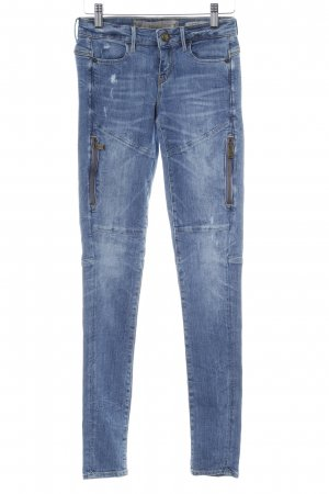 "Guess Vaquero skinny ""Power Skinny Low"" azul"