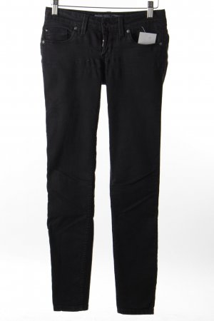 "Guess Skinny Jeans ""Power Skinny Low"" schwarz"