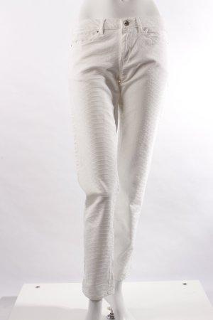Guess Skinny Jeans Schlangenprägung