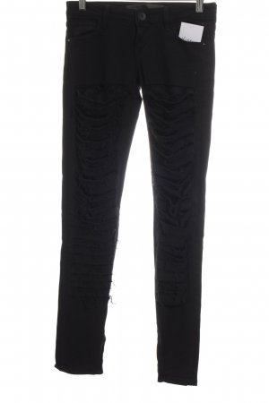 Guess Jeans skinny nero stile casual