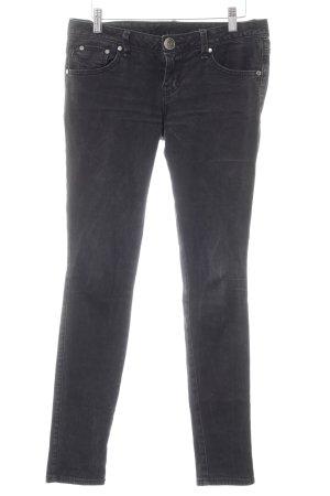 Guess Skinny Jeans schwarz schlichter Stil