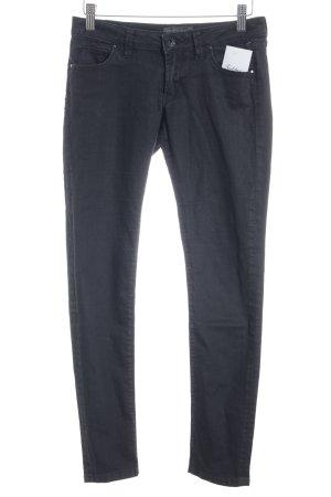 Guess Jeans skinny nero stile da moda di strada