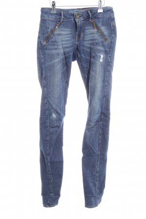 Guess Skinny Jeans stahlblau Casual-Look