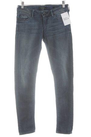 Guess Vaquero skinny azul acero-azul oscuro look casual