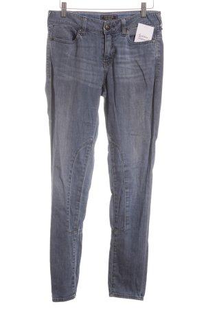 Guess Skinny Jeans stahlblau-kornblumenblau Casual-Look