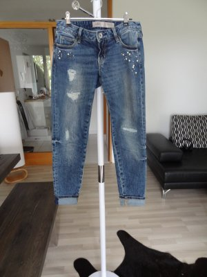 GUESS Skinny Jeans Ultra Low, Gr. 26, NEU!!
