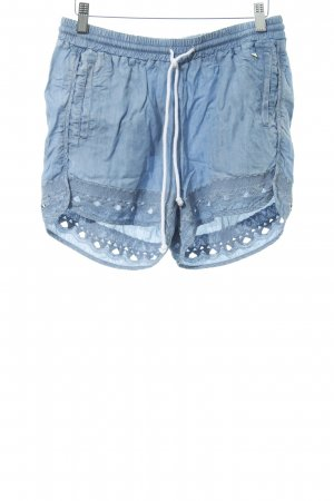 Guess Skorts himmelblau Casual-Look