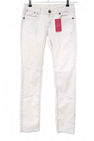 Guess Slim Jeans wollweiß Casual-Look