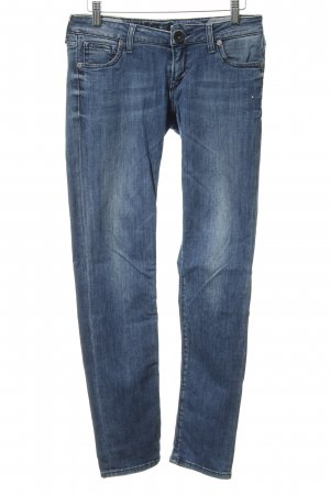 "Guess Jeans slim ""Beverly Slim"" bleu"