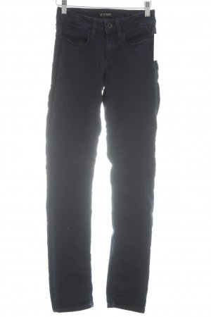 Guess Slim Jeans dunkelblau Casual-Look