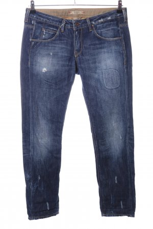 Guess Slim Jeans blau Casual-Look