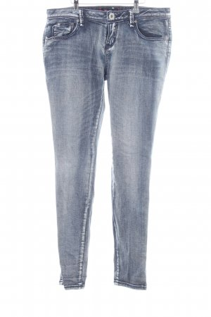 Guess Vaquero slim azul look casual