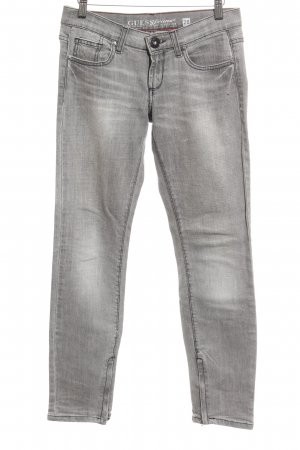 Guess Vaquero slim gris look casual