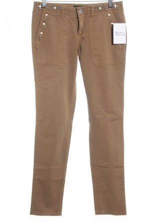 Guess Slim Jeans hellbraun Casual-Look