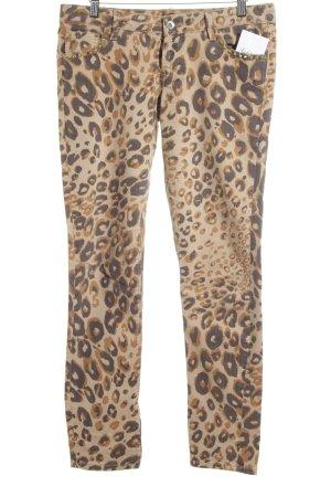 Guess Slim Jeans Leomuster extravaganter Stil