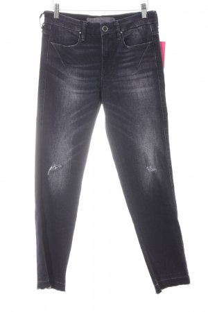 Guess Vaquero slim negro look casual