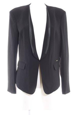 Guess Blazer de esmoquin negro elegante