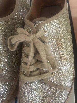 Guess / Sneaker - 38 - Gold neu - Übergang❌reduziert