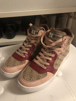 Guess Sneaker stringata multicolore