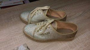 Guess  - Sneaker goldfarbig